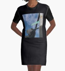 Broad Street Providence Graphic T-Shirt Dress