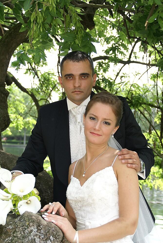 Me & my Bride 3 by Sorin  Reck