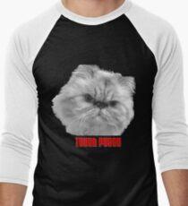 Tough Pussy Men's Baseball ¾ T-Shirt