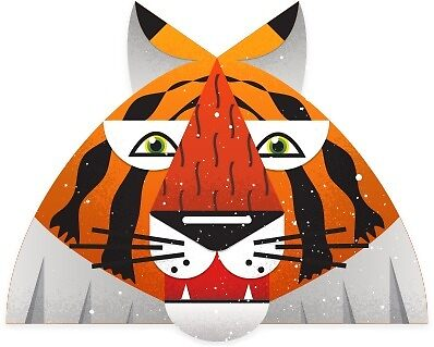 Tiger head  by profoundvisuals