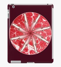 Slice Wheel iPad Case/Skin