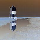 The Low Lighthouse, Burnham On Sea by wiggyofipswich