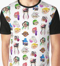 Splatoon 2 Graphic T-Shirt