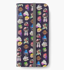 Splatoon 2 iPhone Wallet/Case/Skin