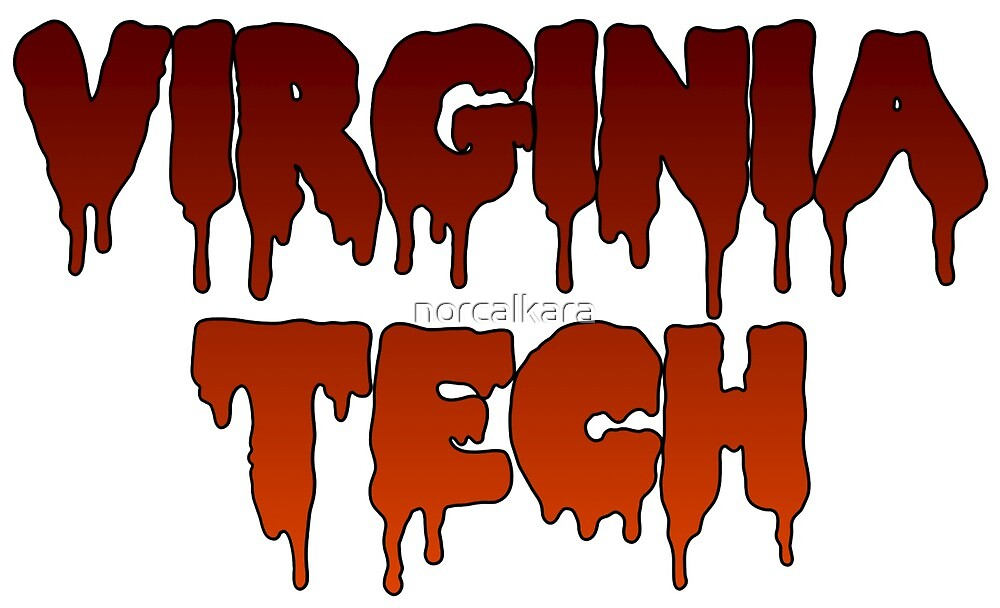 virginia tech by norcalkara