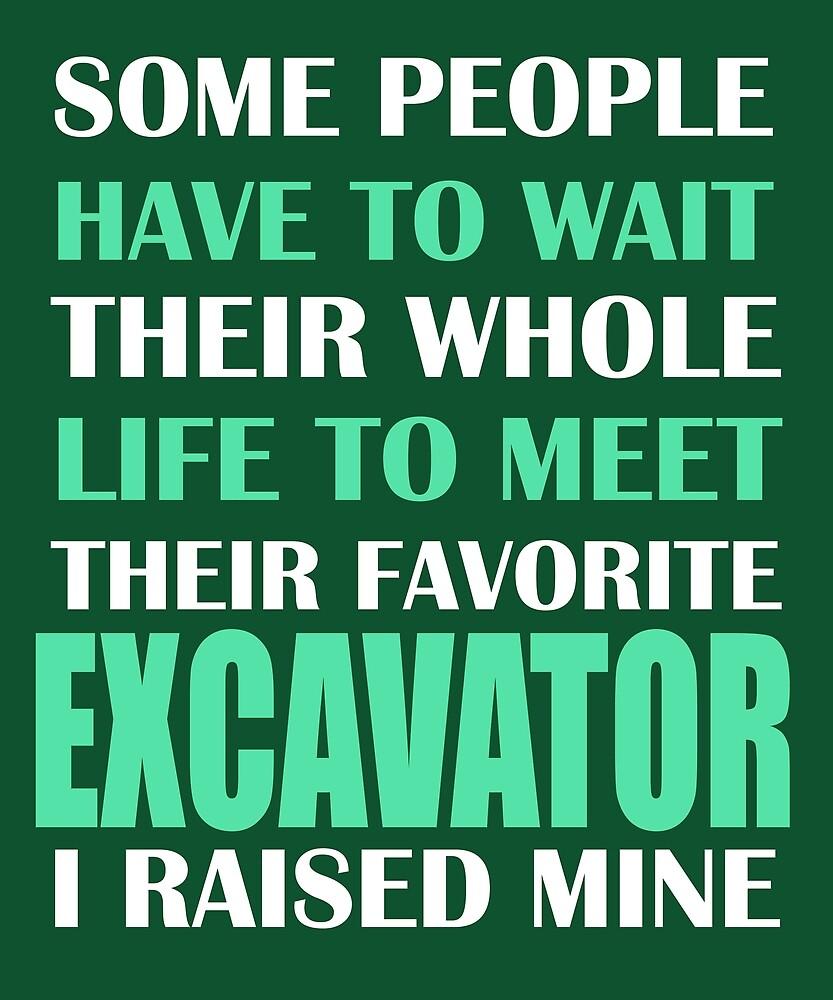 Excavator  by AlwaysAwesome
