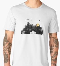 City Moonrise Men's Premium T-Shirt
