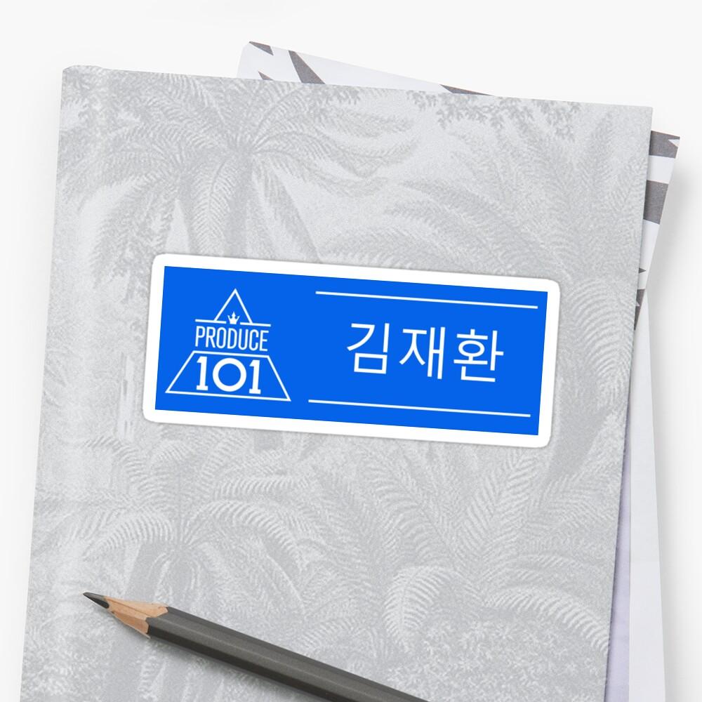 Produce 101 - Kim Jaehwan (김재환) by WANNA-ONE AND IZ*ONE SHOP