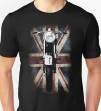 Classic British BSA Motor Cycle Tee Unisex T-Shirt