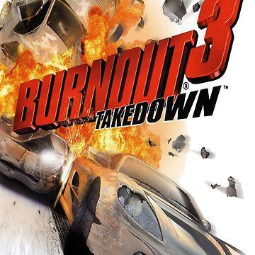 Burnout 3 Takedown PS2/XBOX by LadiesMan127