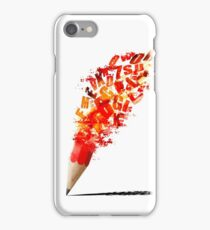 Creative Pencil Arr iPhone Case/Skin