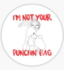 Punchin' Bag / Cage the Elephant  Sticker