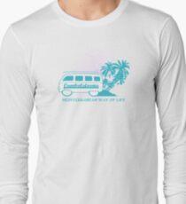 Camiseta de manga larga Cambrilsfornia Furgo