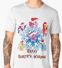 happy hearth's warming 1 Men's Premium T-Shirt
