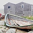 The Old Dory by John Thurgood