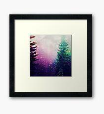 Christmas mist Framed Print