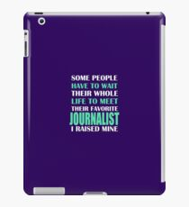Journalist  iPad Case/Skin