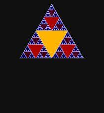 Sierpinski Triangle 2015 009 Kids Pullover Hoodie