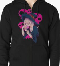 Sucy Zipped Hoodie