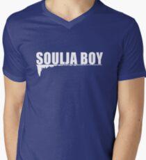 soulja boy Men's V-Neck T-Shirt