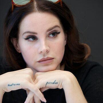 Lana Del Rey by amepussycat