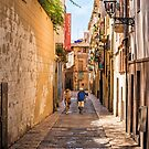 Tarragona side street by JEZ22