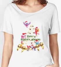 happy hearth's warming 2 Women's Relaxed Fit T-Shirt