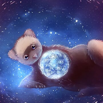 The Ferret of the End of the World by BluValor