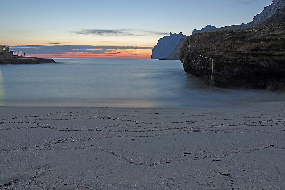Smoothed beach by westie71