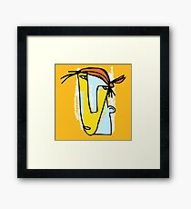The underdogs Framed Print