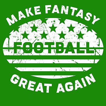 Make Fantasy Football Great Again - Commissioner by augenpulver