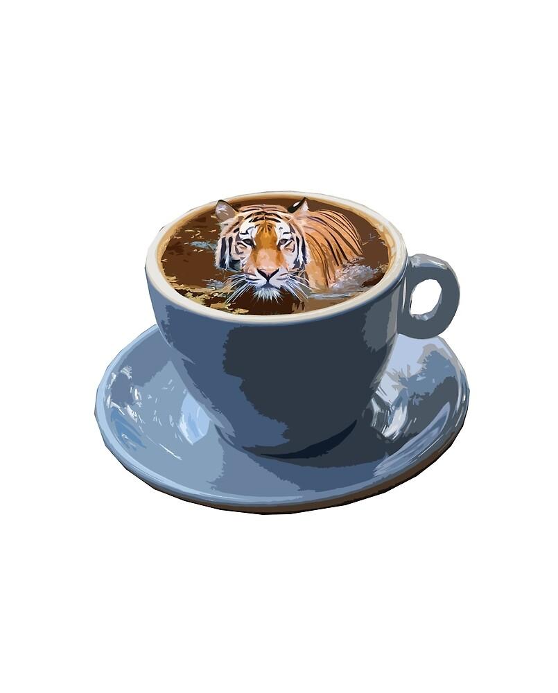 Tiger Coffee Anyone? by ASHLEY NG