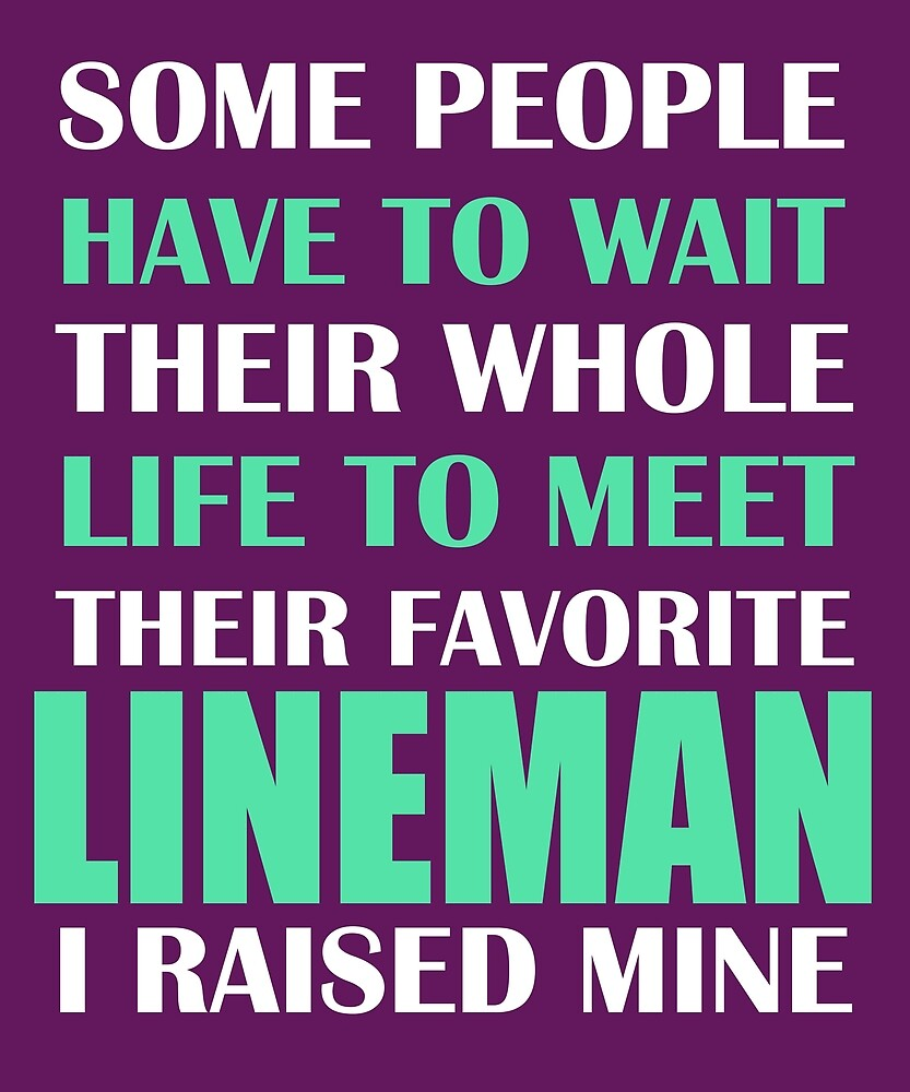 Lineman by AlwaysAwesome