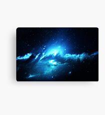 Nebula Dream - Laptop Skins Canvas Print