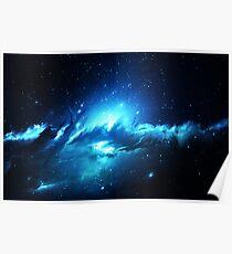 Nebula Dream - Laptop Skins Poster