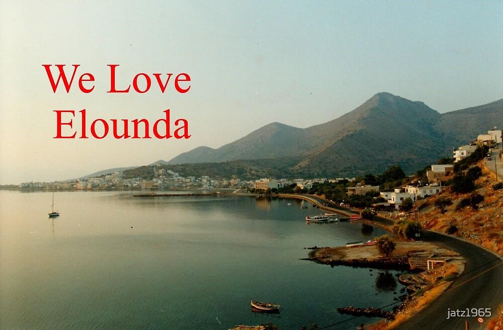 we love elounda by jatz1965