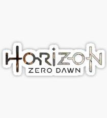 Horizon Zero Dawn - Aloy Sticker