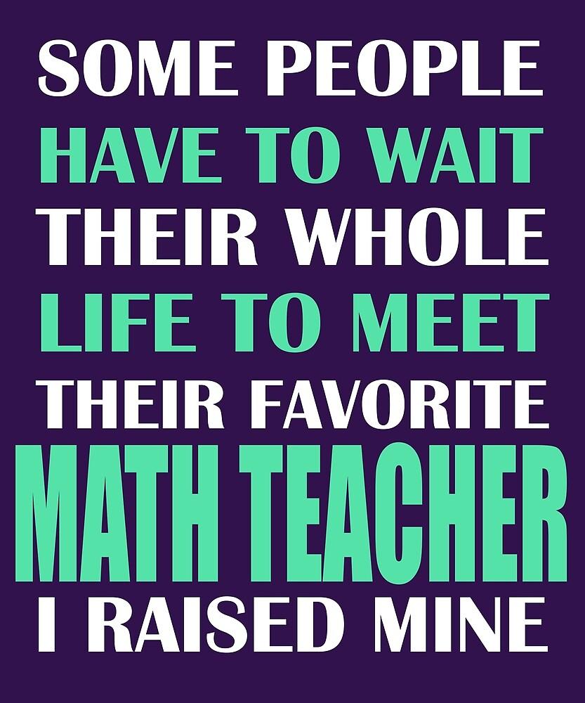 Math Teacher  by AlwaysAwesome