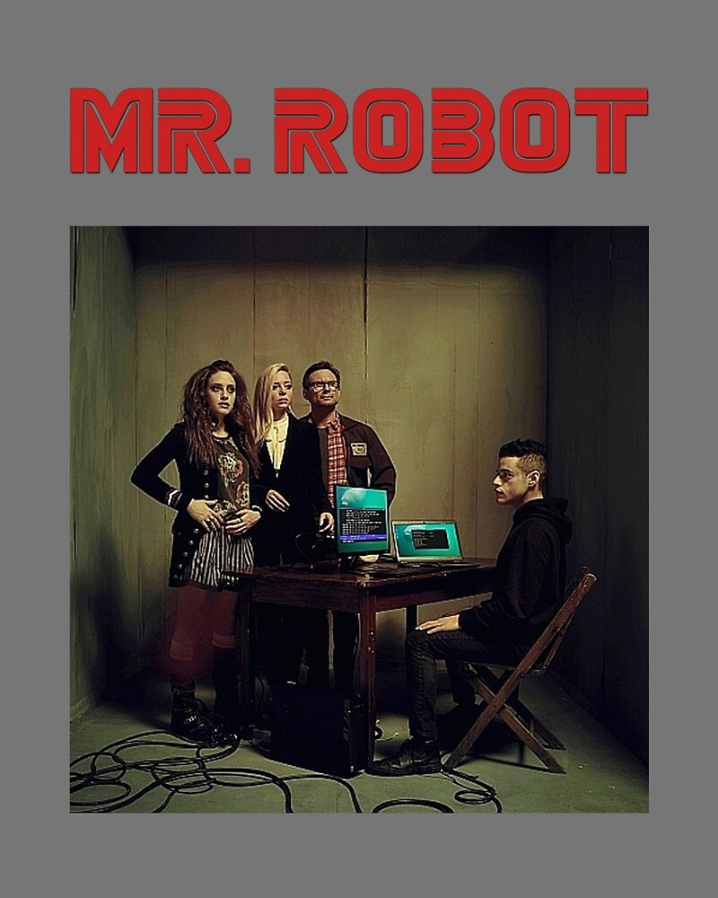 MR ROBOT (6) by BackInTime
