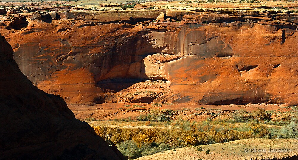 Canyon De Chelly by Andrew Janssen