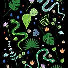 Snakes and Plants  by CarlyWatts
