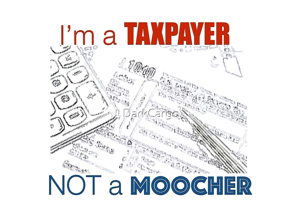 No Moocher by DarkCargo