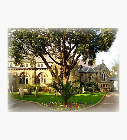 Church in Sidmouth Photographic Print