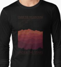 Over The Mountains Long Sleeve T-Shirt