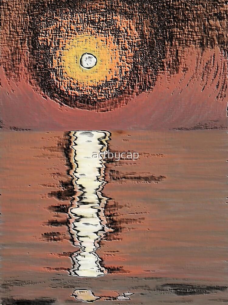 Baked Sunset by artbycap