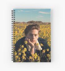 Cuaderno de espiral Cole Sprouse