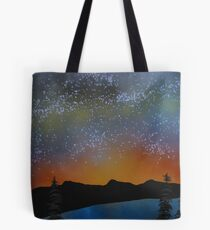 A Summers Eve at Lake Tahoe, California Tote Bag