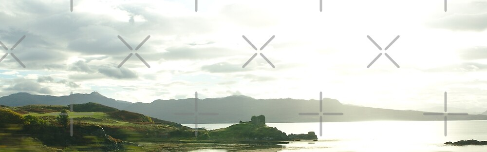 Scottish Highlands by the-ttr