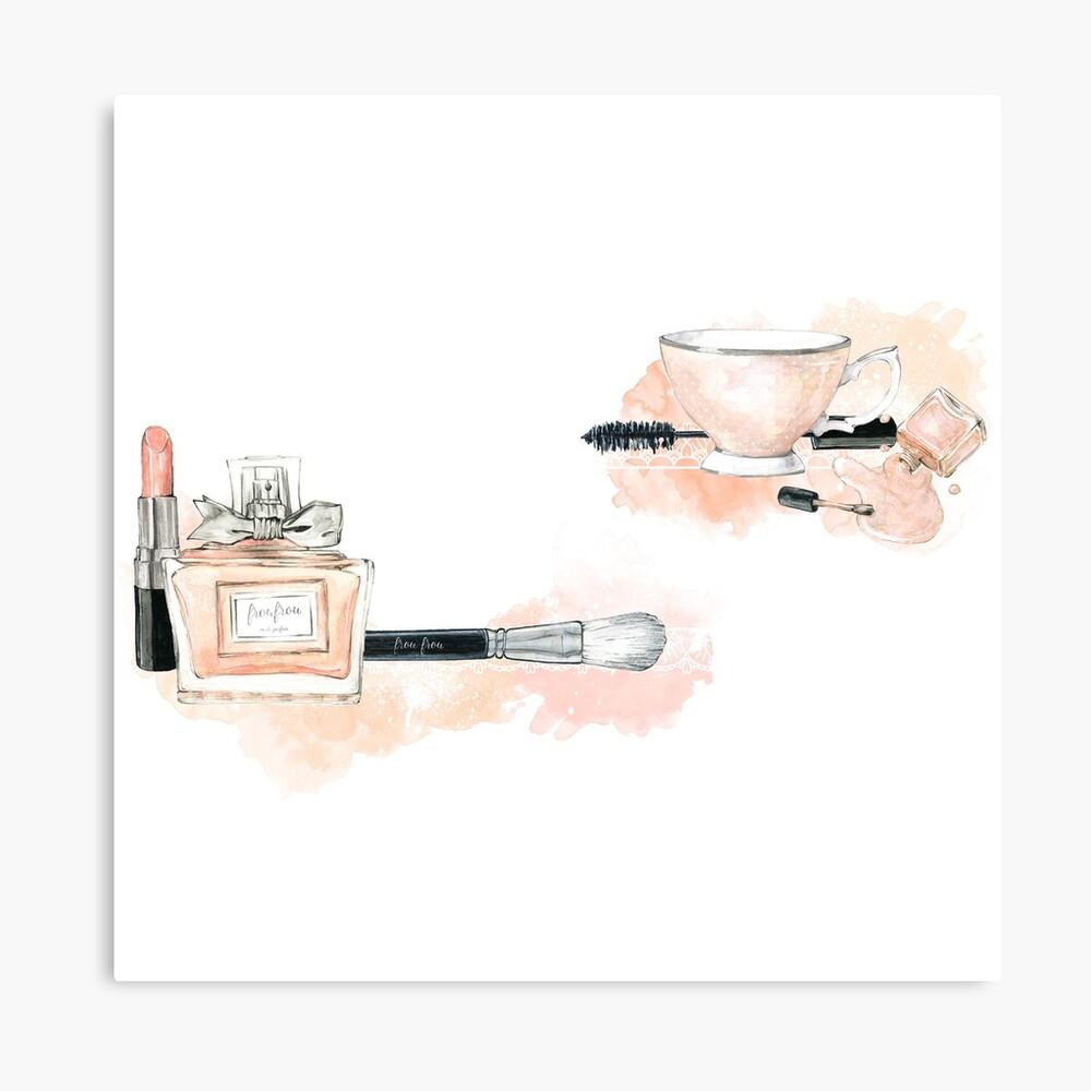 Blush beauty Lienzo