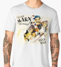 The M. brothers Men's Premium T-Shirt